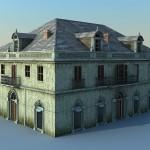 3D Modeling Model Building 002