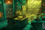 Hidden Object Game - Phantasmat 4 Control Room