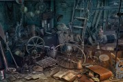 Hidden Object Game - Phantasmat 4 Park Square Basement