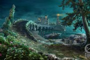 Hidden Object Game - Phantasmat 4 Stone Bridge